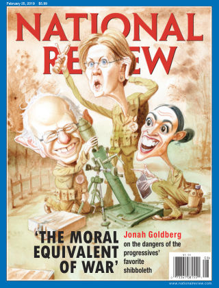 National Review Feb 25 2019