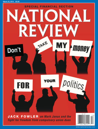 National Review Mar 25 2019