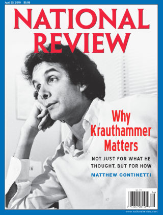 National Review Apr 22 2019