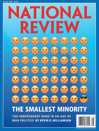 National Review Jul 29 2019