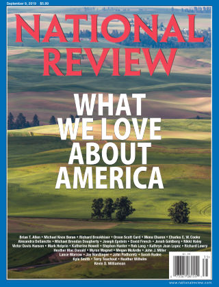 National Review Sep 9 2019