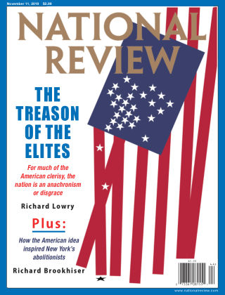 National Review Nov 11 2019