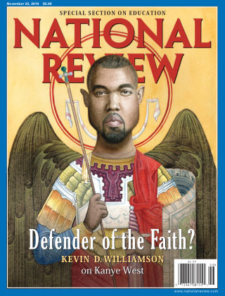 National Review Nov 25 2019