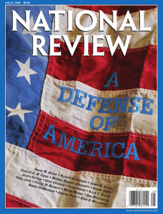 National Review July 27 2020