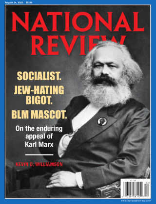 National Review August 24 2020