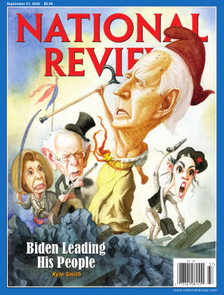 National Review September 21st 2020