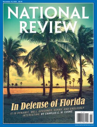 National Review November 16, 2020