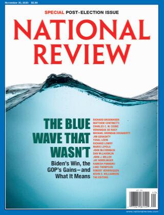 National Review November 30th 2020