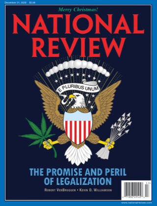 National Review December 31 2020