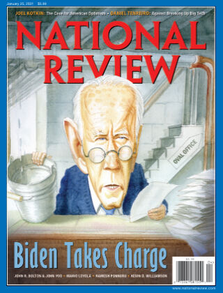 National Review January 25 2021