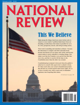 National Review February 08 2021