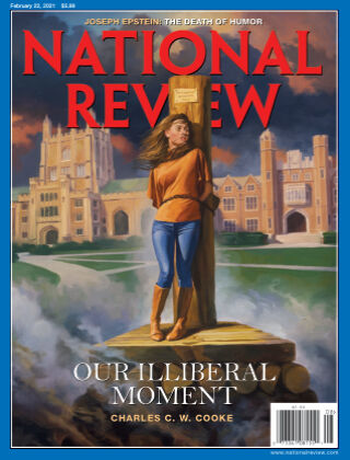 National Review February 22 2021