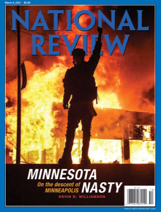 National Review March 8 2021