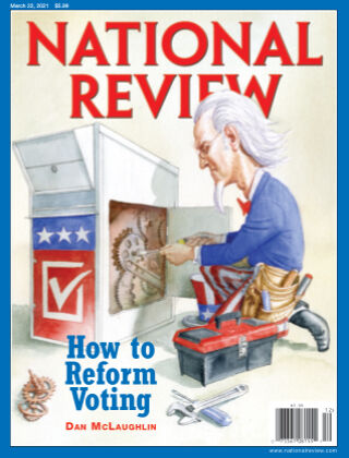 National Review March 22 2021
