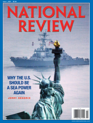 National Review June 1 2021