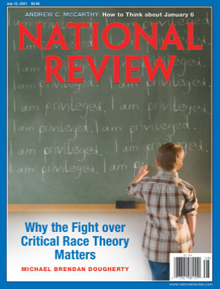 National Review July 12 2021