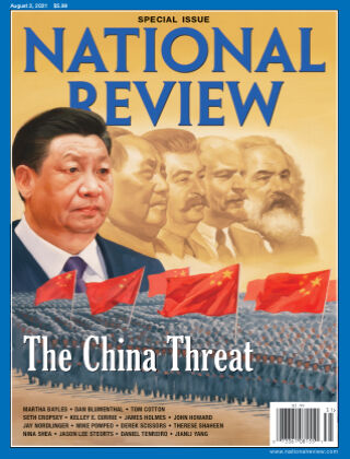 National Review August 2 2021