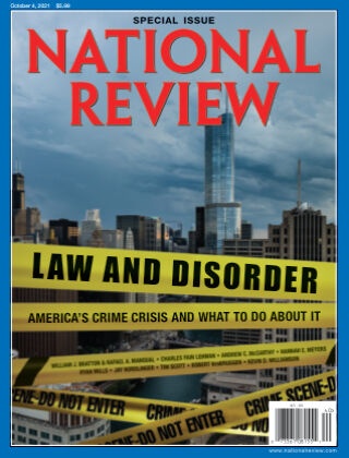 National Review October 4 2021