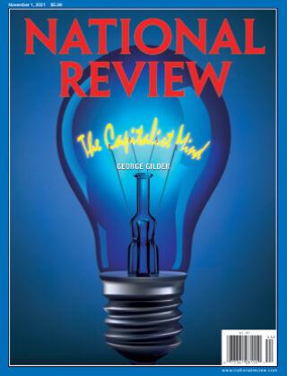National Review November 18 2021