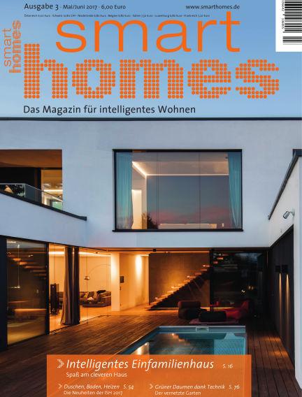 smart homes May 06, 2017 00:00