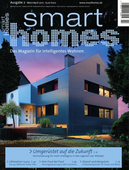 smart homes February 24, 2017 00:00