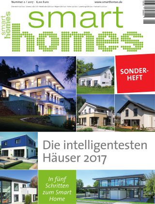 smart homes Sonderheft 2.2017