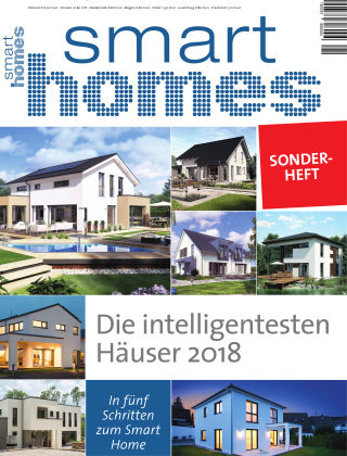 smart homes Sonderheft 1.2018