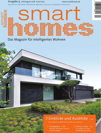 smart homes July 20, 2018 00:00