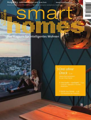 smart homes 5.2018