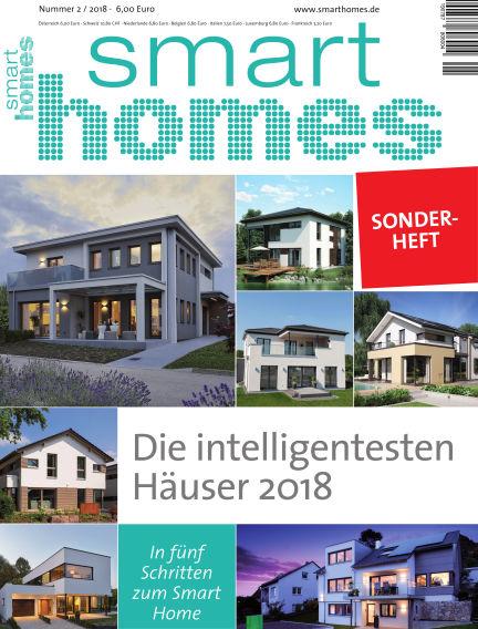 smart homes October 13, 2018 00:00