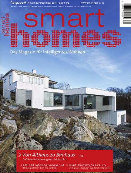 smart homes October 27, 2018 00:00