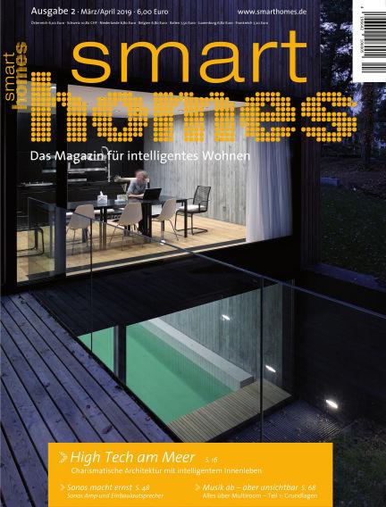 smart homes February 23, 2019 00:00