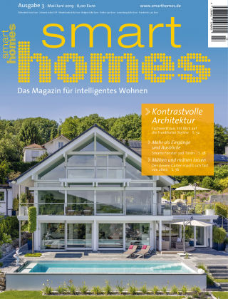 smart homes 3.2019