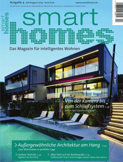 smart homes June 29, 2019 00:00