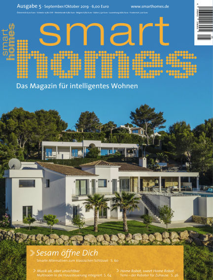 smart homes August 30, 2019 00:00
