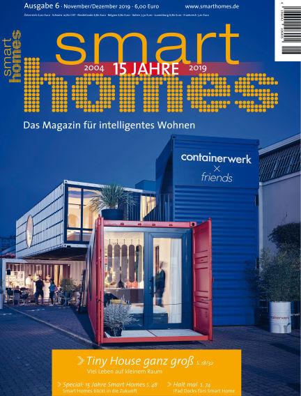 smart homes October 26, 2019 00:00