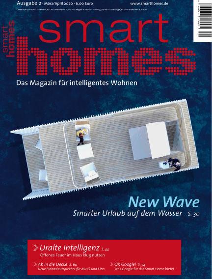 smart homes February 29, 2020 00:00