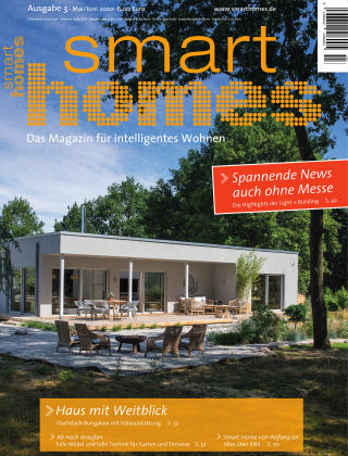 smart homes 3.2020