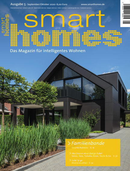 smart homes August 28, 2020 00:00