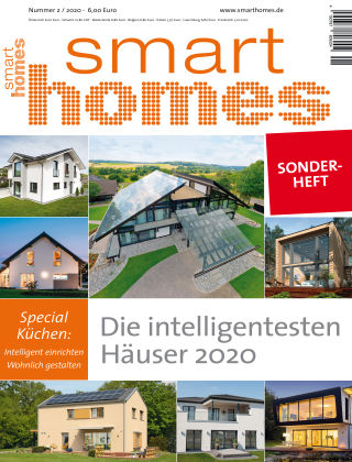 smart homes Sonderheft 2.2020