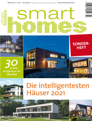 smart homes Sonderheft 2.2021