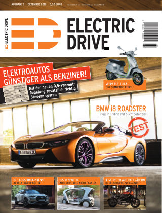 Electric Drive 3.2018