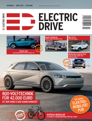 Electric Drive 2.2021