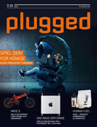 plugged 7.2019