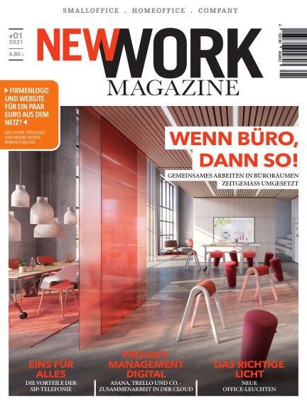 New Work Magazine October 09, 2020 00:00