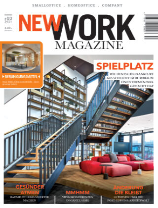 New Work Magazine 3.2021