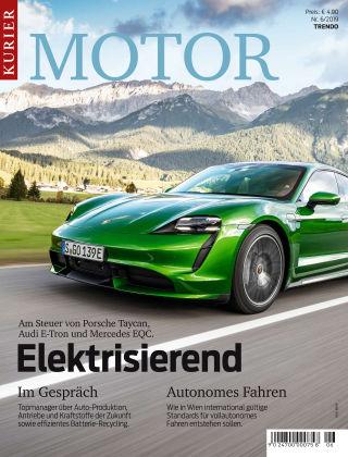 KURIER Trendo Motor