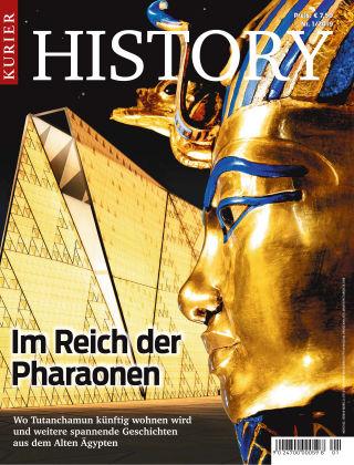 KURIER History Ägypten
