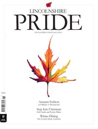 Lincolnshire Pride November 2017