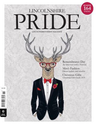 Lincolnshire Pride November 2018